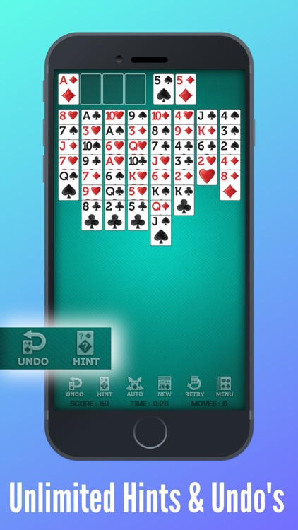 FreeCell Solitaire Classic ◆ screenshot-1