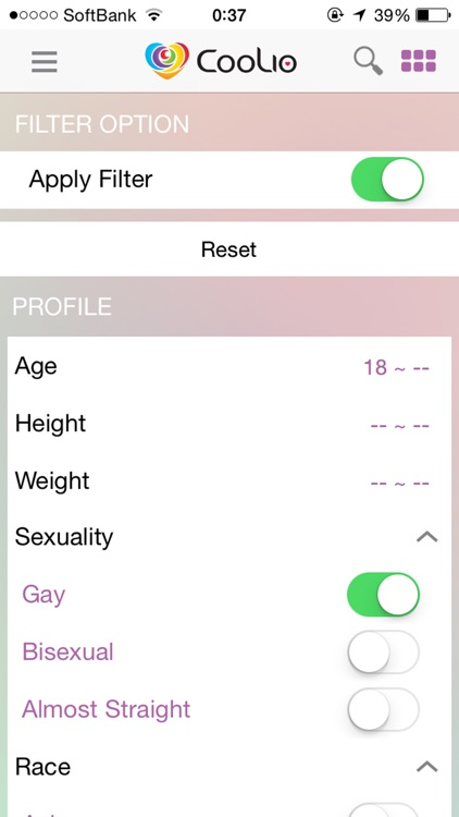 Coolio – Gay Dating & Chat screenshot-4