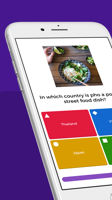 Screenshot for Kahoot! Play & Create Quizzes in Germany App Store