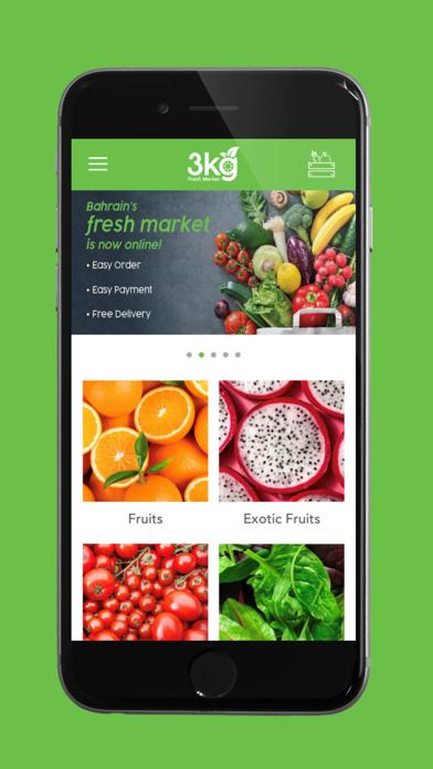 3kg   Fresh Market screenshot 2
