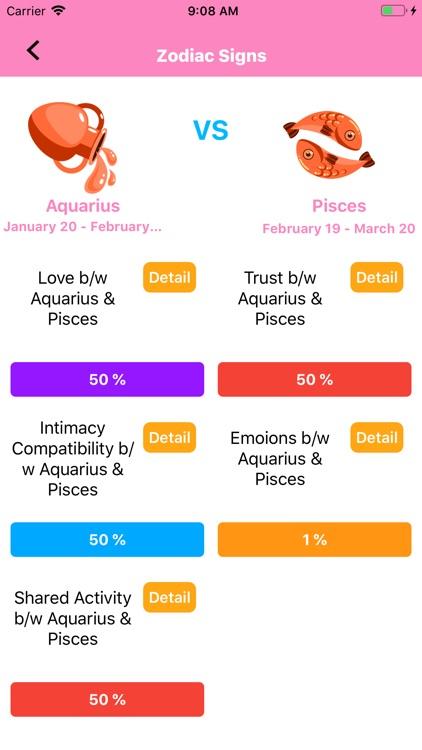 Daily Horoscope -Zodiac screenshot-4
