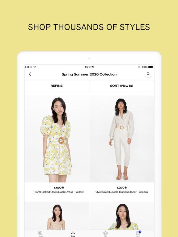 Screenshot #6 pour Pomelo Fashion