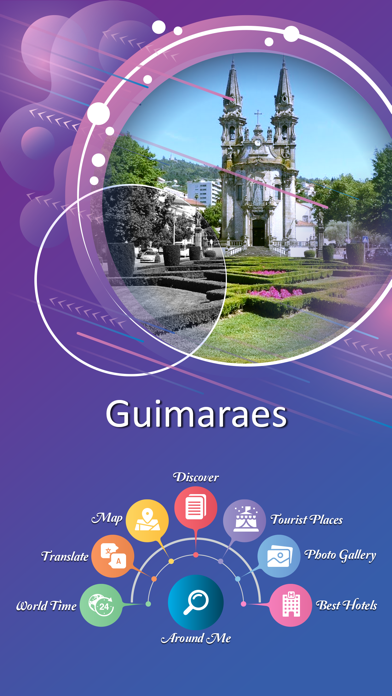 Guimaraes Travel Guide screenshot 2
