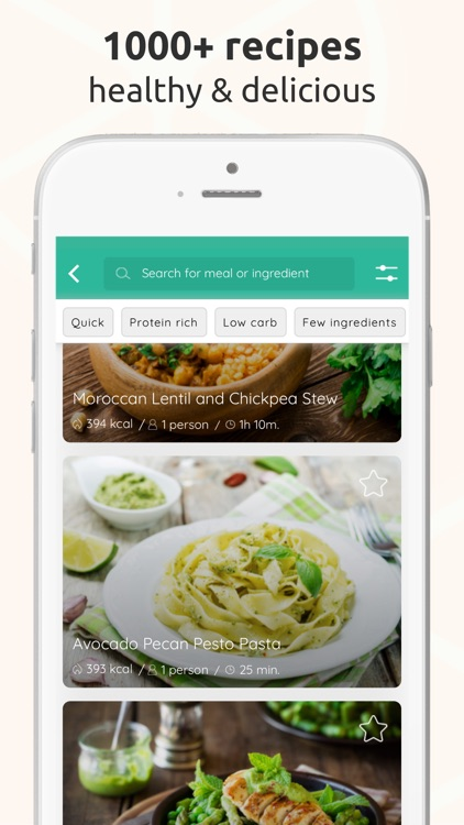 Arono - Meals for weight loss