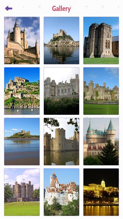 Best Castles in Europe screenshot-4