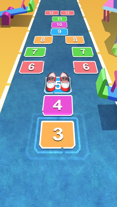 Hopscotch: Back to Childhood screenshot 3