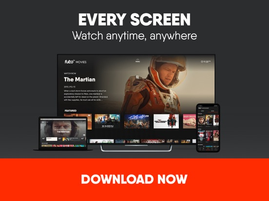 iPad Image of fuboTV: Watch Live Sports & TV