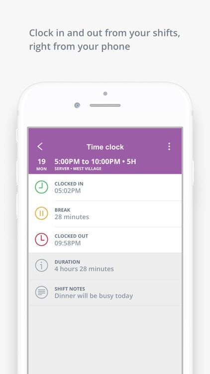 Sling - employee scheduling screenshot-3