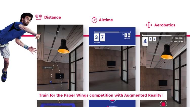 Red Bull Paper Wings screenshot-4