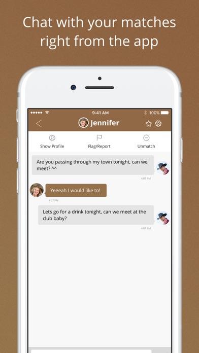 Cowboy Singles Screenshot on iOS