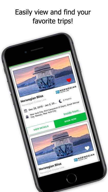Cruise Planners Mobile screenshot-5