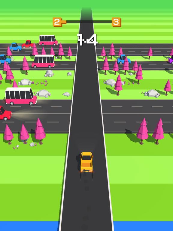 Traffic Run!のおすすめ画像2