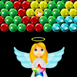 Bubble Shooter - Baby Angel