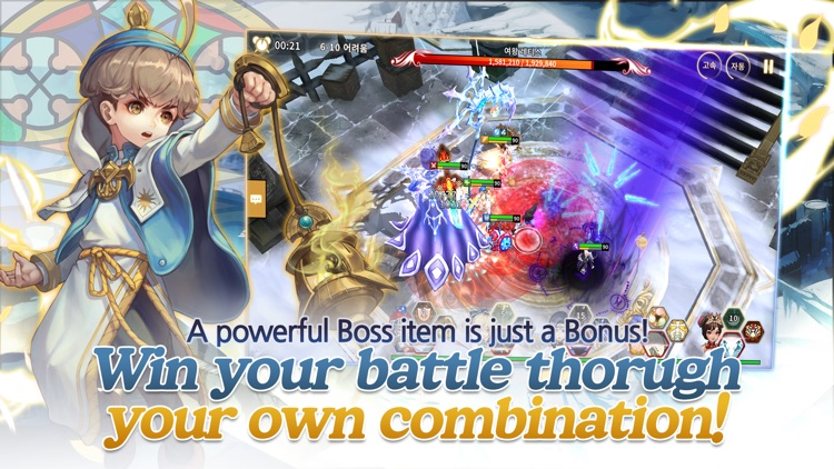 Miracle: Heroes of Dimension screenshot-3