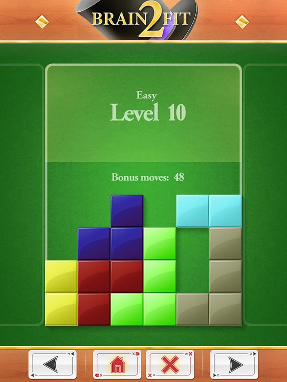 Brain Teasers 3 - logic unblock glass blocks free riddles addicting games! screenshot