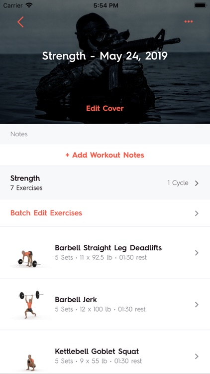 Optimize Fitness screenshot-3