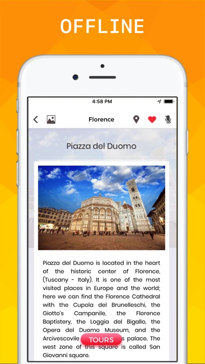 Florence Travel Guide Offline screenshot-4