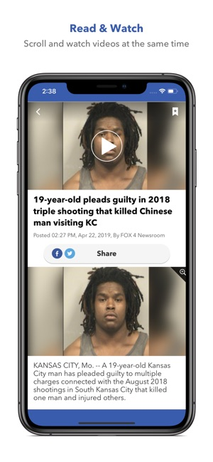 FOX4 News Kansas City on the App Store