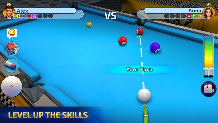 World of Pool: 3D billiards
