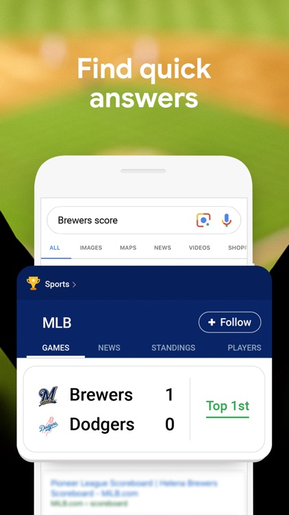 Google: Search, Discover, News screenshot-0