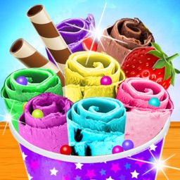 Frozen Ice Cream Roll Maker
