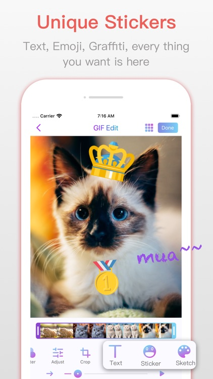 GIF Maker - Videos To GIF screenshot-4
