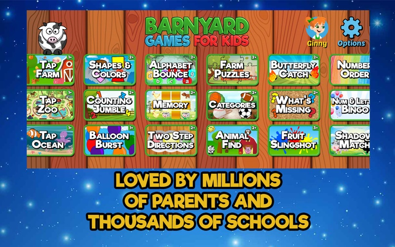 Barnyard Games For Kids screenshot 5