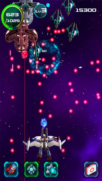 Galaxy Shooter - Galaxy Attack screenshot-5