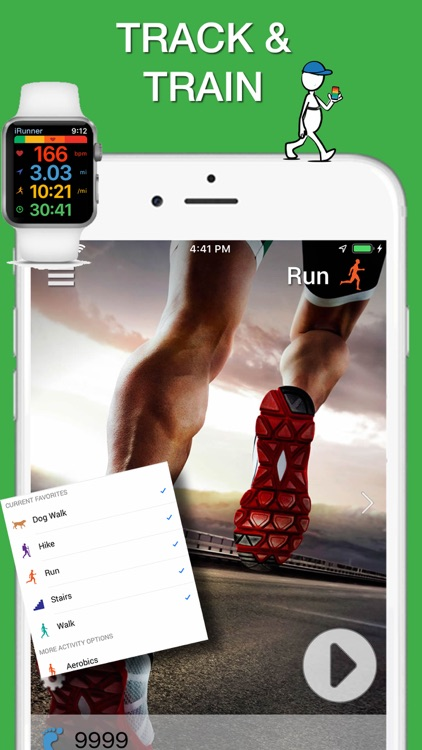 iCardio Workout Tracker