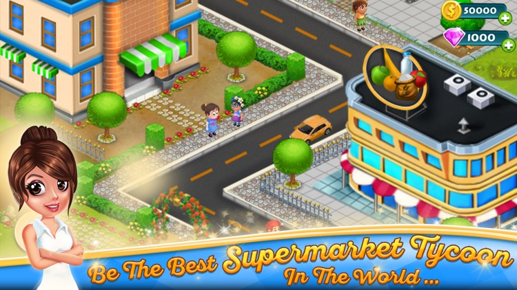 Supermarket Tycoon screenshot-0