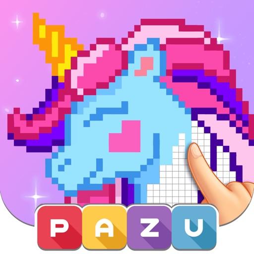 Pixel Art Coloring For Kids By Pazu Games Ltd