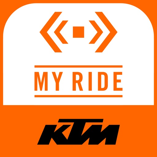 KTM MY RIDE Navigation