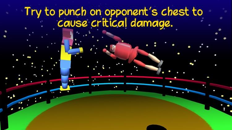 Drunken Wrestlers 3D Fighter screenshot-4