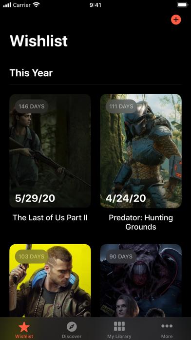 Games by appstories screenshot #1