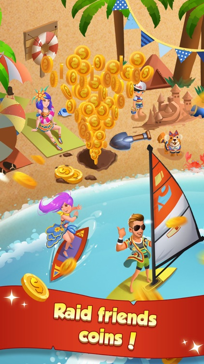 Coin Beach - Slots Master screenshot-1
