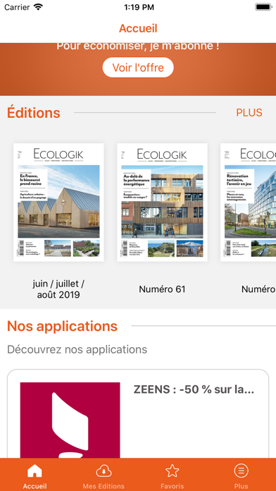ECOLOGIK Screenshot