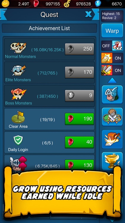 Tap Tales screenshot-4