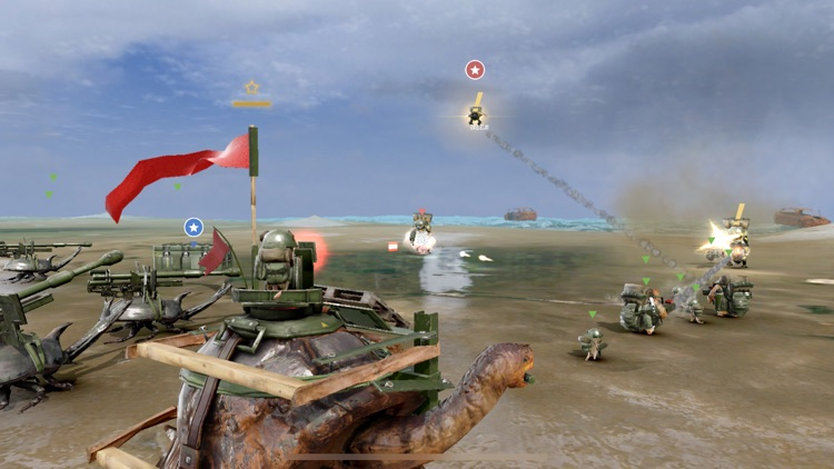 War Tortoise 2 screenshot-0