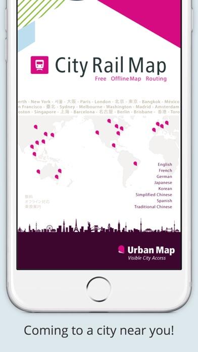 世界の路線図・オフライン対応のおすすめ画像5
