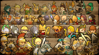 Mini Warriors 2 screenshot 1