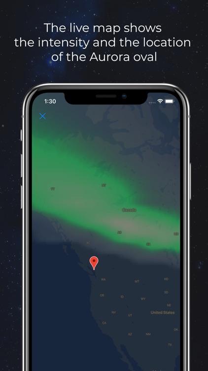 Northern Lights Forecast screenshot-3