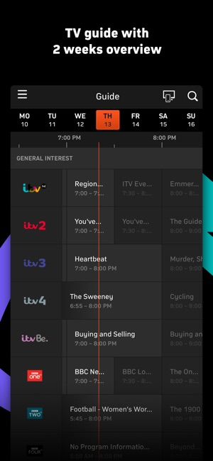 Zattoo - TV Streaming App on the App Store