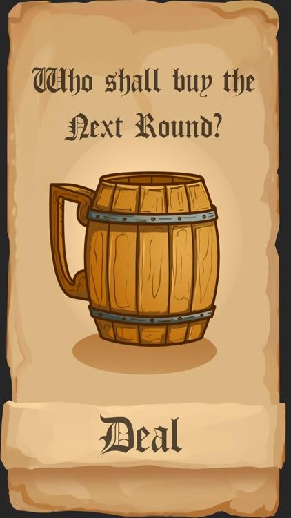 Next Round - Who's Buying?