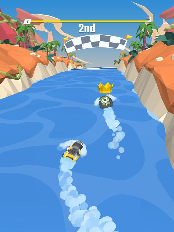 Скачать игру Flippy Race