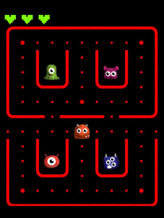 Maze Man For Watch screenshot 6