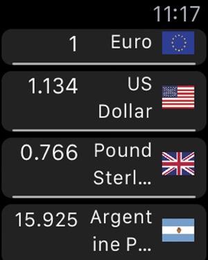 Money converter, live USD, EUR on the App Store