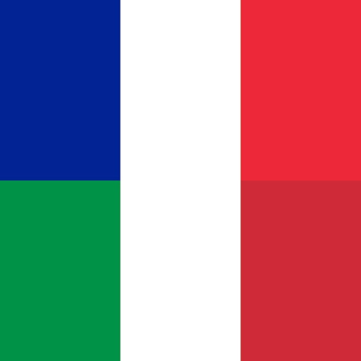 French Italian Dictionary+ icon