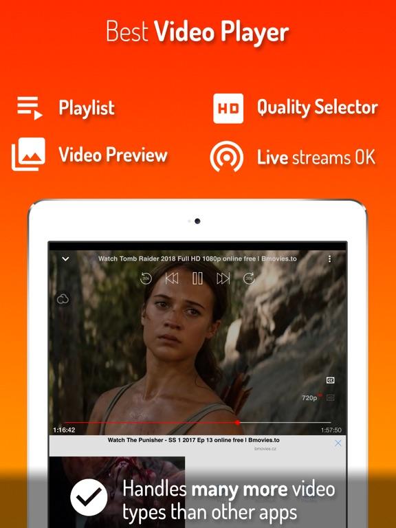 Screenshot #3 for iWebTV PRO