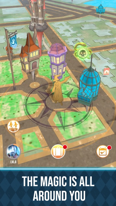 Harry Potter: Wizards Unite for windows pc
