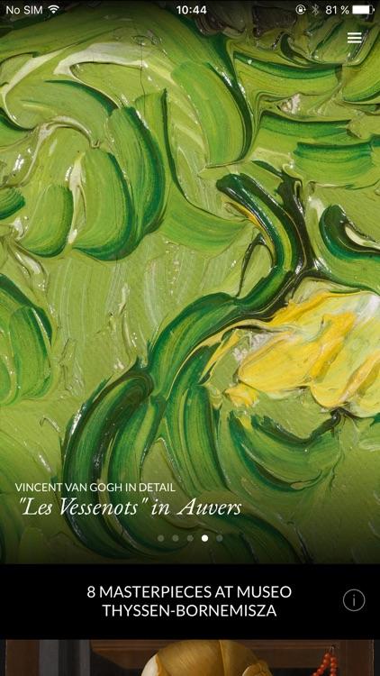 Second Canvas Thyssen screenshot-0